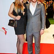 NLD/Amsterdam/20130318 - Premiere Valentino, Caroline Spoor en Robert de Hoog