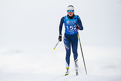 April 6, 2018 - Alta, NORWAY - 180406 Ingvild Larsen Mikaelsen competes in the Women's 5 km Classic during the Norwegian Championship on April 6, 2018 in Alta..Photo: Jon Olav Nesvold / BILDBYRÃ…N / kod JE / 160235 (Credit Image: © Jon Olav Nesvold/Bildbyran via ZUMA Press)