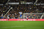 during the EFL Sky Bet Championship match between West Bromwich Albion and Queens Park Rangers at The Hawthorns, West Bromwich, England on 24 September 2021.