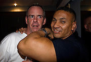 DJ Fatboy Slim plays @mosphere, Cape Town, South Africa