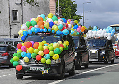 Children's taxi trade outing, Edinburgh,  11 June 2019