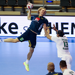 20210313 GER, Handball - IHF Men's Tokyo Olympic Qualification 2021, Sweden vs Algeria