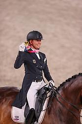 Von Bredow-Werndl Jessica, GER, TSF Dalera BB, 139<br /> Olympic Games Tokyo 2021<br /> © Hippo Foto - Dirk Caremans<br /> 28/07/2021