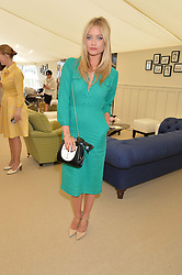LAURA WHITMORE at the St.Regis International Polo Cup at Cowdray Park, Midhurst, West Sussex on 16th May 2015.