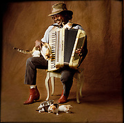 Stanley Dural, Jr., better known as Buckwheat Zydeco, was an acclaimed Louisiana musician who performed throughout the world, including several presidential inaugurations and the Olympics. Dural died of lung cancer on September 24, 2016.