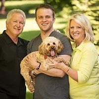 Deb Rob and Trevor Family Portraits