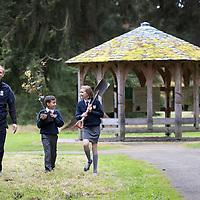 Scone Palace Tree Planting