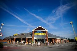 Morrisons supermarket, Gamston, Nottinghamshire, England, UK.