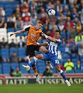 Brighton and Hove Albion v Hull City 120915