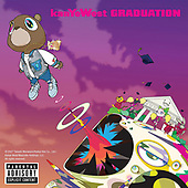 "September 11, 2021 - WORLDWIDE: Kanye West ""Graduation"" Album Release - 2007"