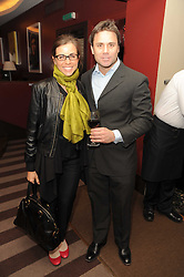 A party to promote the exclusive Puntacana Resort & Club - the Caribbean's Premier Golf & Beach Resort Destination, was held at The Groucho Club, 45 Dean Street London on 12th May 2010.<br /> <br /> Picture shows:-MALENA CIRIO and MAX GALLAND