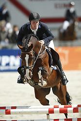 133 - Fandango - Van Den Oetelaar Tim<br /> 4 Jarige Springen<br /> KWPN Paardendagen - Ermelo 2014<br /> © Dirk Caremans