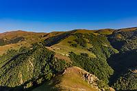 Kamyshly landscape panorama landmark of Artsakh Nagorno-Karabakh Armenia eastern Europe