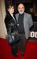 Peter Polycarpou at the Cyrano de Bergerac Press Night. Playhouse Theatre Northumberland Avenue. London 06.12.19