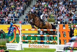 Von Eckermann Henrik, SWE, Mary Lou 194<br /> CHIO Aachen 2019<br /> Weltfest des Pferdesports<br /> © Hippo Foto - Dirk Caremans<br /> Von Eckermann Henrik, SWE, Mary Lou 194