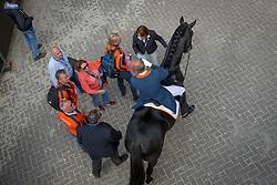 Minderhoud Hans Peter, NED, Glock's Dream Boy<br /> EC Rotterdam 2019<br /> © Hippo Foto - Sharon Vandeput<br /> 19/08/19
