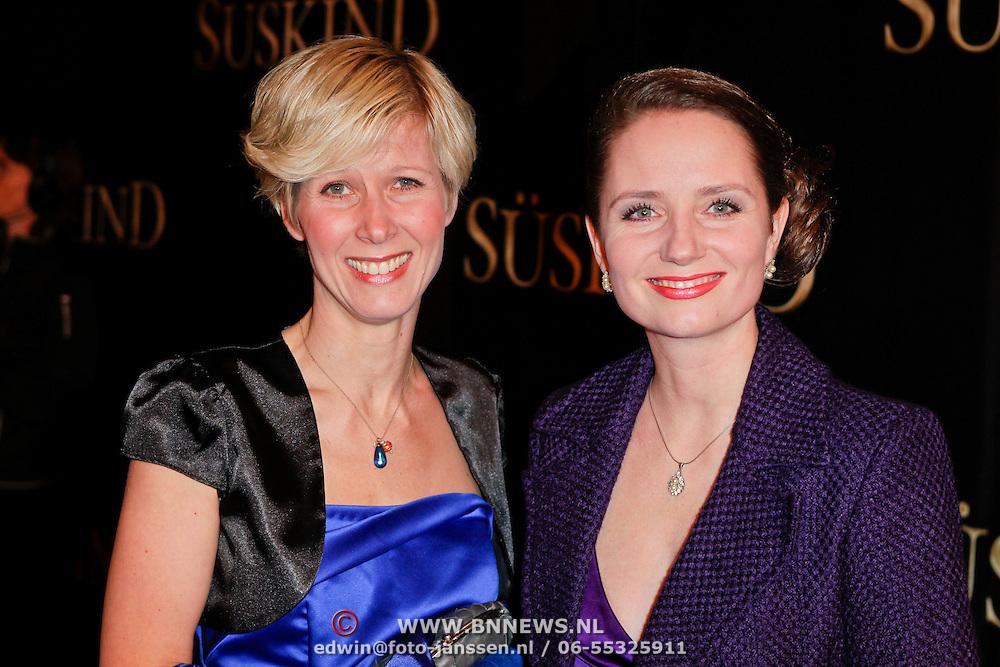 NLD/Amsterdam/20120115 - Premiere Suskind, politica Fleur Agema