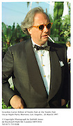 Graydon Carter Editor of Vanity Fair at the Vanity Fair<br />Oscar Night Party. Mortons. Los Angeles.  24 March 1997<br />Photograph by Dafydd Jones<br />66 Stockwell Park Rd. London SW9 0DA<br />Tel 0171 733 0108