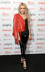 Talia Storm attending the Cosmopolitan FashFest 2016, Old Billingsgate Market, London. Picture credit should read: Doug Peters/EMPICS Entertainment