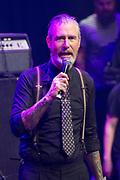 Presentatie van de line-up van het jaarlijkse muziekfestival Pinkpop 2019 in Paradiso. <br /> <br /> Op de foto:  Eric Corton