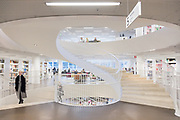 Helsinki, Kaisa University library by Anttinen Oiva Architects