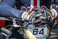 at the 2016 UCI BMX Supercross World Cup in Papendal, The Netherlands.