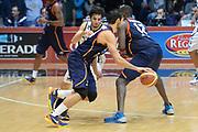 DESCRIZIONE : Caserta Lega serie A 2013/14  Pasta Reggia Caserta Acea Virtus Roma<br /> GIOCATORE : riccardo moraschini <br /> CATEGORIA : controcampo blocco<br /> SQUADRA : Acea Virtus Roma<br /> EVENTO : Campionato Lega Serie A 2013-2014<br /> GARA : Pasta Reggia Caserta Acea Virtus Roma<br /> DATA : 10/11/2013<br /> SPORT : Pallacanestro<br /> AUTORE : Agenzia Ciamillo-Castoria/GiulioCiamillo<br /> Galleria : Lega Seria A 2013-2014<br /> Fotonotizia : Caserta  Lega serie A 2013/14 Pasta Reggia Caserta Acea Virtus Roma<br /> Predefinita :