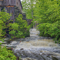 Saw Mill, waterfall and Turkey Hill Brook framed by beautiful Spring colors photography at the Major Willard Moore State Park in Paxton, Massachusetts.<br /> <br /> Moore State Park saw mill photography images are available as museum quality photography prints, canvas prints, acrylic prints, wood prints or metal prints. Fine art prints may be framed and matted to the individual liking and decorating needs:<br /> <br /> https://juergen-roth.pixels.com/featured/saw-mill-at-major-willard-moore-state-park-juergen-roth.html<br /> <br /> Good light and happy photo making!<br /> <br /> My best,<br /> <br /> Juergen