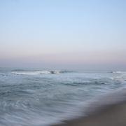 An early morning beach scene at Cisco Beach, Nantucket, Nantucket Island, Massachusetts, USA. Photo Tim Clayton