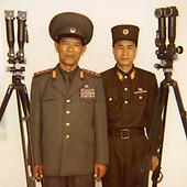 NORTH KOREA POLAROIDS