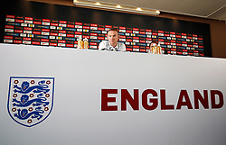 File photo dated 23-06-2016 of England captain Wayne Rooney during a press conference at Les Fontaines, Chantilly.