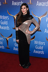February 17, 2019 - Beverly Hills, California, USA - JAMIE-LYNN SIGLER  attends the 2019 Writers Guild Awards Los Angeles Ceremony at The Beverly Hilton Hotel in Beverly Hills, California, (Credit Image: © Billy Bennight/ZUMA Wire)