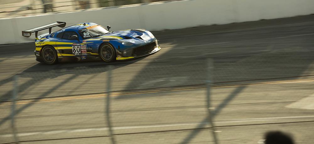 Dan Knox Pirelli World Challenge Viper GT3-R