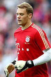 26.07.2011, Allianz Arena, Muenchen, GER, Audi Cup 2011,  FC Bayern vs AC Milan, im Bild Manuel Neuer (Bayern #1)  // during the Audi Cup 2011,  FC Bayern vs AC Milan , on 2011/07/26, Allianz Arena, Munich, Germany, EXPA Pictures © 2011, PhotoCredit: EXPA/ nph/  Straubmeier       ****** out of GER / CRO  / BEL ******