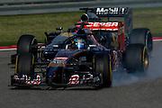 October 30-November 2 : United States Grand Prix 2014, Jean-Eric Vergne (FRA), Toro Rosso-Renault passes Kevin Magnussen, (DEN) McLaren-Mercedes