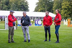 Team SUI, Fuchs Thomas, Balsiger, Balsiger Bryan, Fuchs Martin<br /> European Championship Riesenbeck 2021<br /> © Hippo Foto - Dirk Caremans<br />  31/08/2021