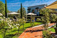 Majeka House Hotel, Stellenbosch, Cape Winelands, South Africa.