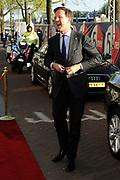 Bevrijdingsconcert 2015 op de Amstel in Amsterdam in aanwezigheid van de koninklijke Familie<br /> <br /> Freedomconcert 2015 on the Amstel River in Amsterdam in the presence of the Royal Family<br /> <br /> Op de foto / On the photo:  Premier Mark Rutte