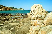 Sardina, sannsynl. vestkysten..neg Sardinia, Italia.