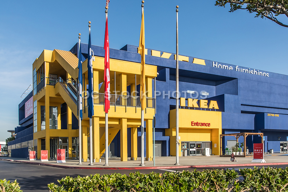 IKEA Home Furnishings Store at South Bay Pavilion