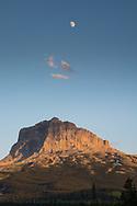 Chief Mountain, Moonrise
