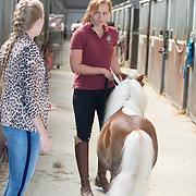 NLD/Houten/20180630 - PaardenpraatTV Fandag 2018,  Esra de Ruiter en Eva Roemaat
