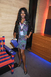 SINITTA at the launch of Nokia's 'Comes With Music' held at the Bloomsbury Ballroom, 37-63 Bloomsbury Square, London WC1 on 21st October 2008.