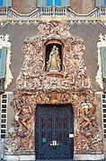 SPAIN, EAST COAST, VALENCIA Palacio del Marques De Dos Aguas