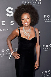January 7, 2018 - Beverly Hills, California, USA - Viola Davis attends the Focus Features Golden Globe Awards After Party on January 7, 2018 in Beverly Hills, California. (Credit Image: © Future-Image via ZUMA Press)