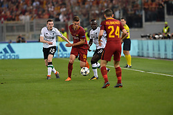 May 2, 2018 - Rome, Italy - Patrik Schick during the UEFA Champions League semifinal match between AS Roma and FC Liverpool at the Olympic stadium on may 02, 2018 in Rome, Italy. (Credit Image: © Silvia Lore/NurPhoto via ZUMA Press)