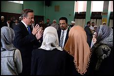 David Cameron Jamia Mosque visit 07082013
