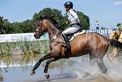 LUHMÜHLEN - Longines CCI5*-L/CCI4*-S Meßmer Trophy<br /> Deutsche Meisterschaften 2021<br /> <br /> PETERSEN Malin (SWE), Charly Brown 311 <br /> Teilprüfung Gelände<br /> CCI4*-S Meßmer Trophy<br /> Cross-Country<br /> <br /> Luhmühlen, Turniergelände<br /> 19. June 2021<br /> © www.sportfotos-lafrentz.de/Stefan Lafrentz