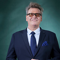 """Gregory Everett """"Greg"""" Proops, the American actor, stand-up comedian and television host, writer, at the Edinburgh International Book Festival 2015.<br /> Edinburgh, Scotland. 26th August 2015 <br /> <br /> Photograph by Gary Doak/Writer Pictures<br /> <br /> WORLD RIGHTS"""