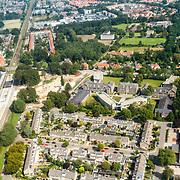 NLD/Harderwijk/20150822 - Vlucht boven Harderwijk